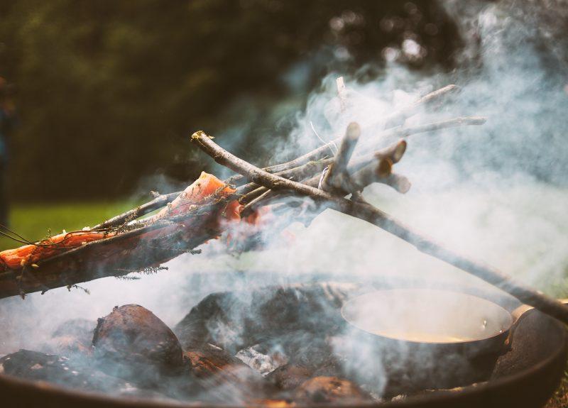 Outdoor Cooking Workshops, teamuitje, bedrijfsuitje
